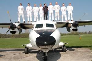 szkoła skydive